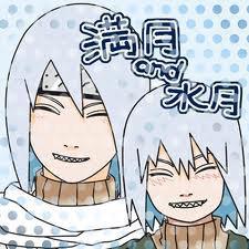 Mangetsu & Suigetsu (Hôzuki brothers)