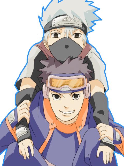Kakashi & Obito