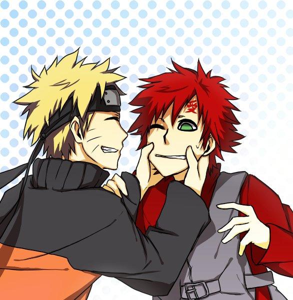 Naruto & Gaara