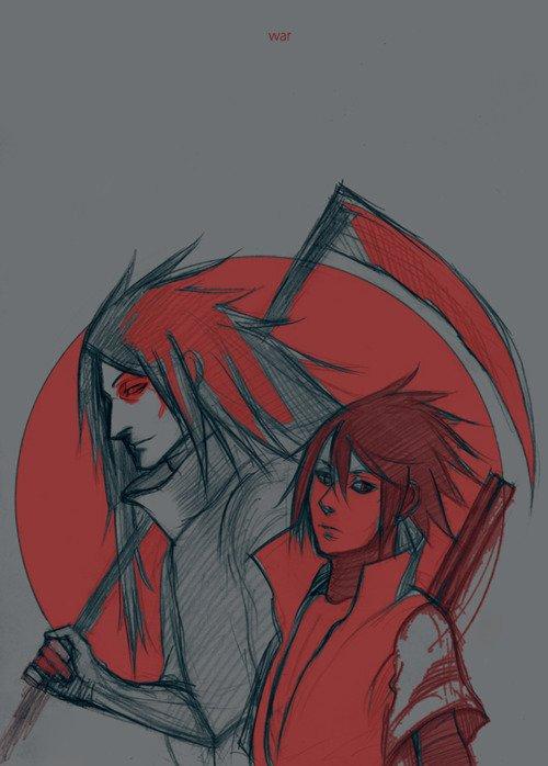 Madara & Sasuke