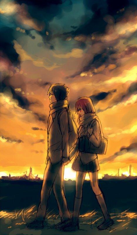 Sasuke x Karin