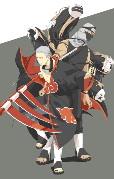 Hidan & Kakuzu