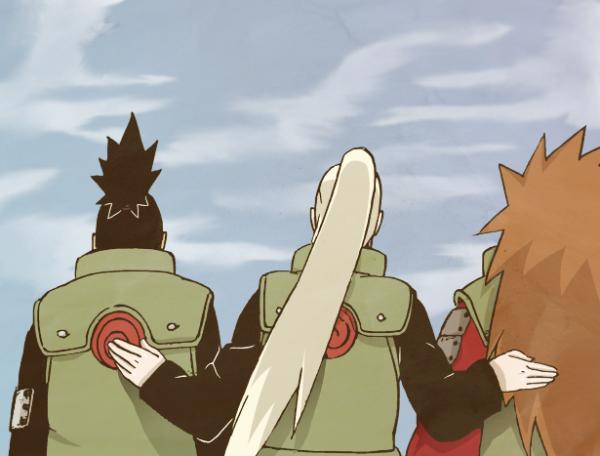 Shikamaru, Ino & Chôji