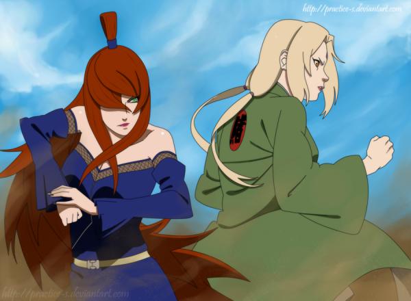 Mei & Tsunade