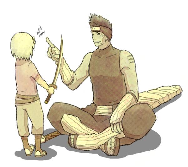 Suigetsu & Kisame