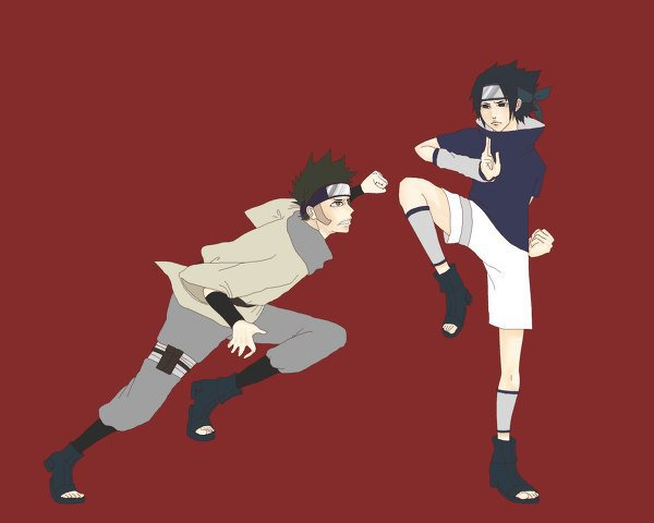 Zaku & Sasuke