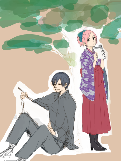 Saï & Sakura