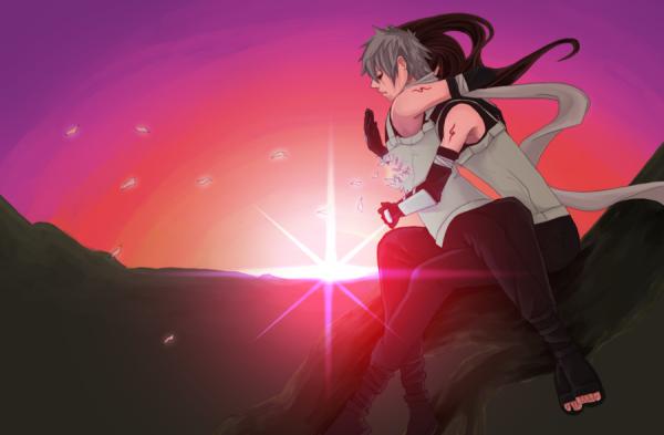 Kakashi x Hana