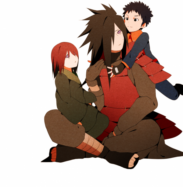 Nagato, Madara & Obito