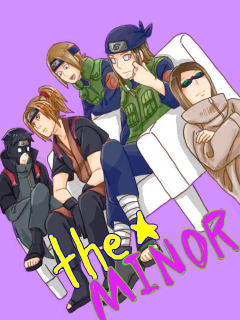 Torune, Fu, Zaji, Tokuma & Muta