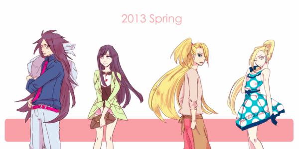 Madara, Hinata, Deidara & Ino
