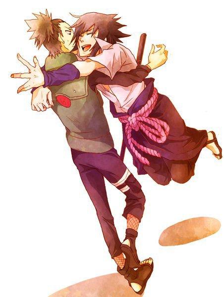 Shikamaru & Sasuke