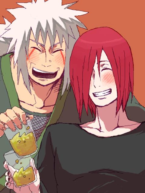 Jiraya & Nagato