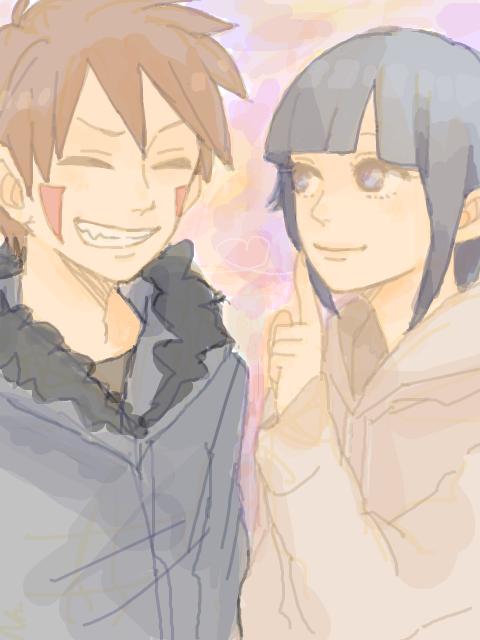 Kiba & Hinata