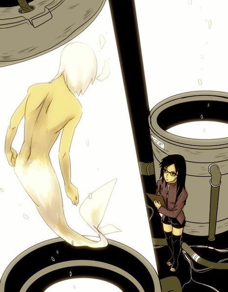 Suigetsu & Karin