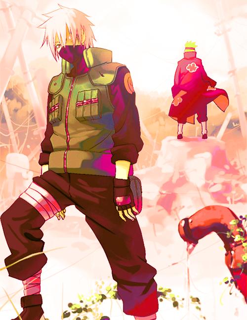 Kakashi & Pain