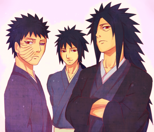 Obito, Izuna & Madara