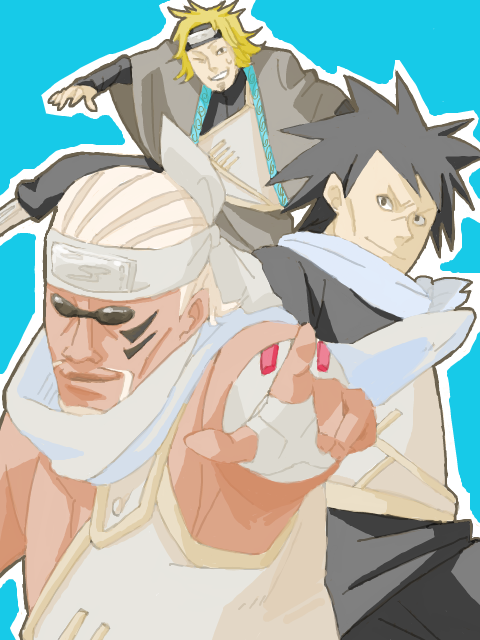 Killer Bee, Motoi & Ship's Captain