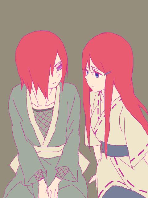 Nagato & Kushina