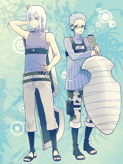 Suigetsu & Chôjûrô