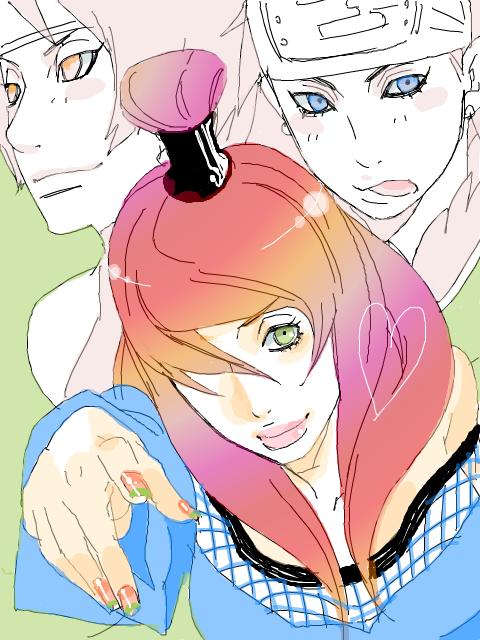 Mei, Kurotsuchi & Karui