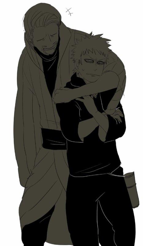 2nd Mizukage & 4th Kazekage