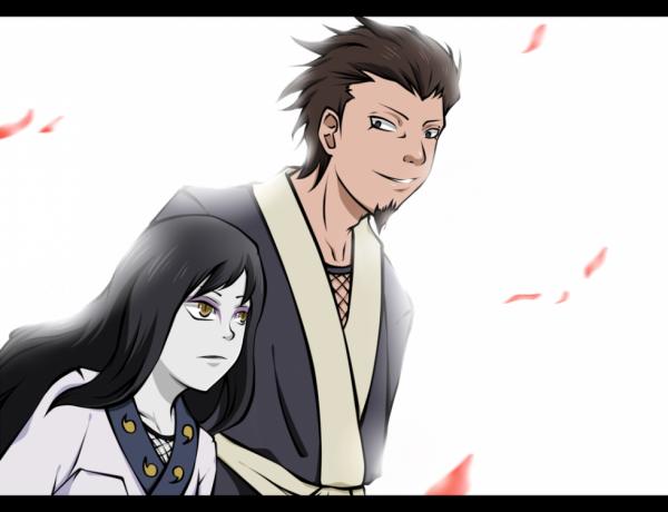 Orochimaru & Hiruzen