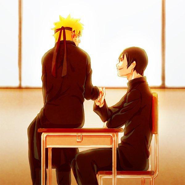 Naruto & Saï