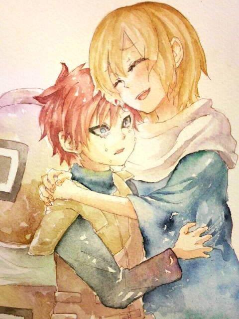 Gaara & Karura
