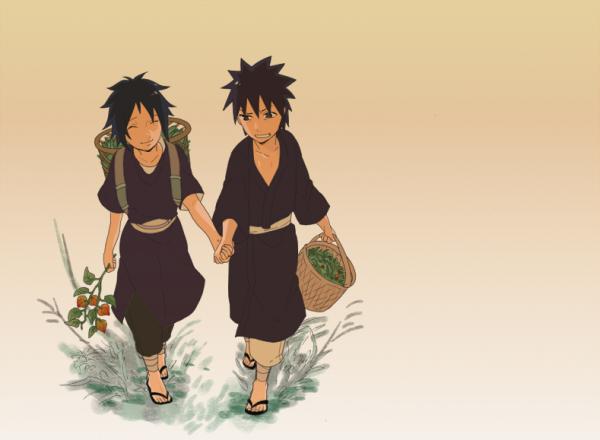Izuna & Madara