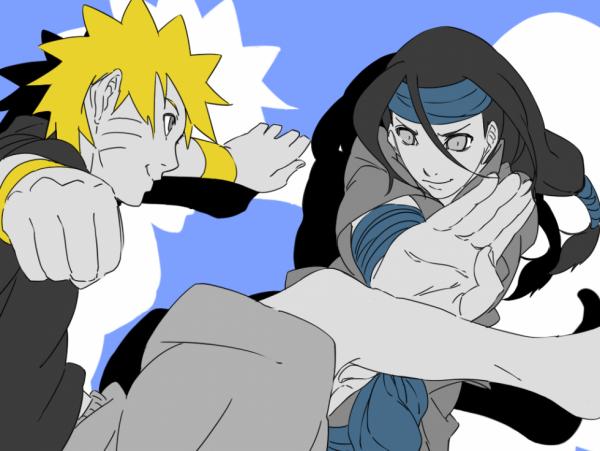 Naruto & Neji