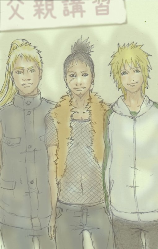 Inoichi, Shikaku & Minato