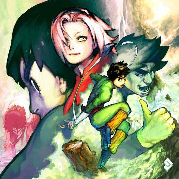 Lee, Sakura & Gaï