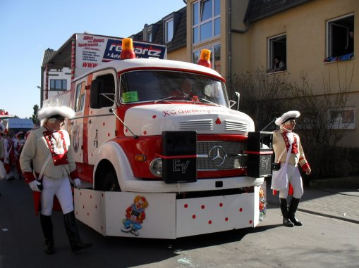 :-)   FASCHING IN ALLEMAGNE :-)