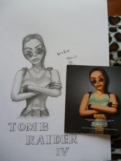 Lara Croft (Tomb raider IV)
