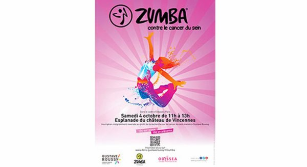 ZUMBA A VINCENNES à PARIS!!!