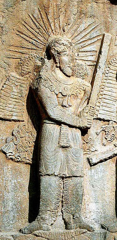 2 octobre: MITHRAKANA, fête du dieu Mithra en Perse.