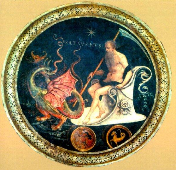 """17 décembre: À Rome, JOUR du dieu SATURNE, le """"vieux Soleil"""" et fête des Saturnales jusqu'au 24 décembre."""