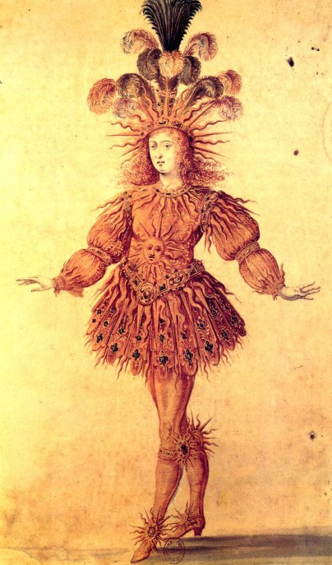 23 février: Ballet de la nuit