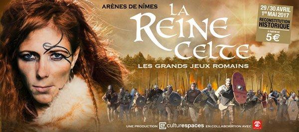29 avril au 1 mai: Grands Jeux Romains aux arènes de Nimes