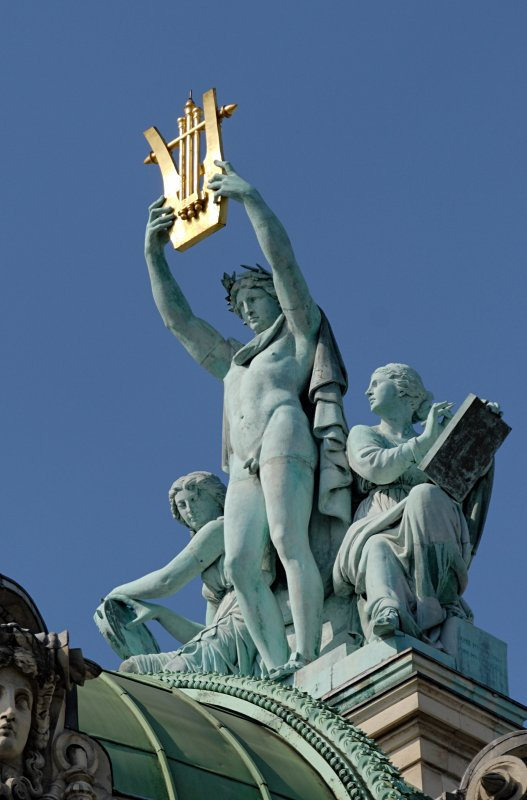 6 au 13 juillet: JEUX APOLLINAIRES à Rome, en l'honneur du dieu Apollon.