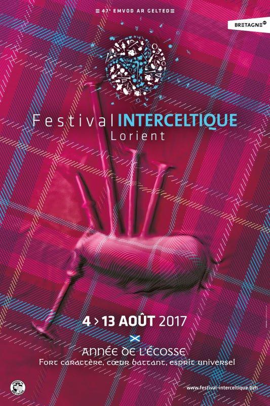 Du 4 au 13 août: FESTIVAL INTERCELTIQUE DE LORIENT (56)