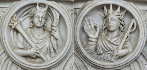 28 août: JEUX DE SOL et LUNA à Rome.