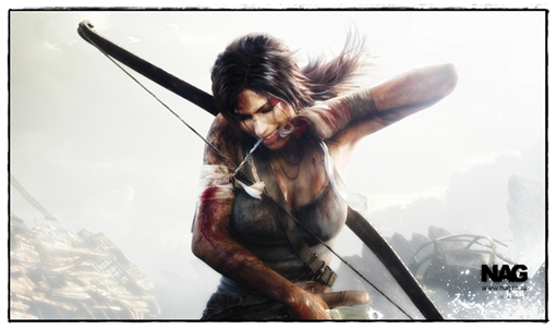 Des screens sur Tomb raider Reborn