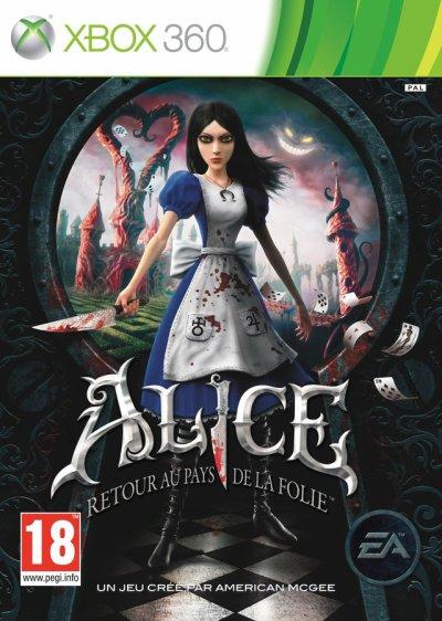 Alice au pays de la folie