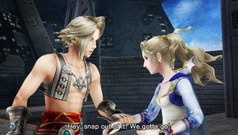 Test de Final Fantasy duodecim 012 sur PSP