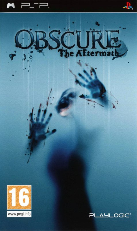 Test de Obscure:The Aftermath sur PSP
