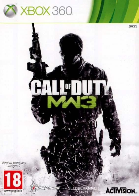 Call Of Duty:MW3