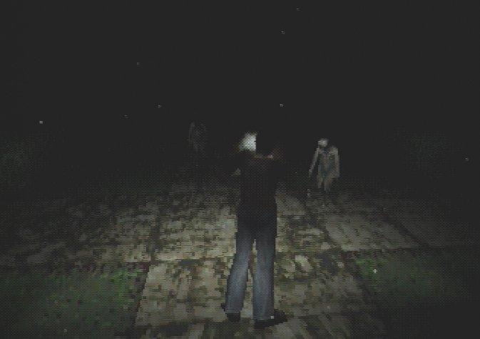 Rétro: Test de Silent hill psx