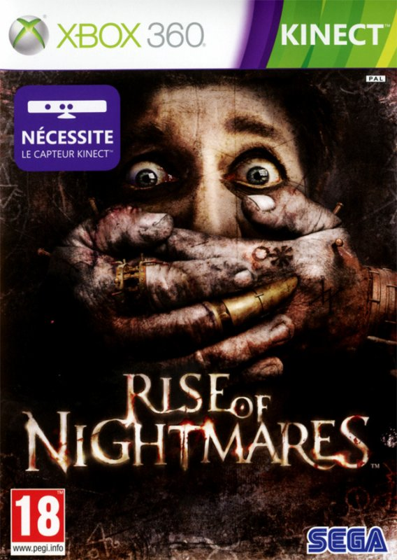 "Vue sur ""Rise of Nightmare"""